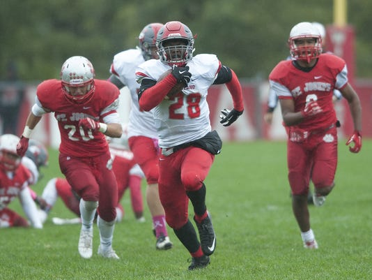 Vineland football falls to St. Joseph