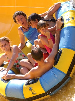 Lost Island Waterpark in Waterloo was just named one of the country's best by TripAdvisor.