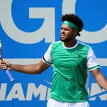 Jo-Wilfried Tsonga latest star attraction to be eliminated at Queen's Club