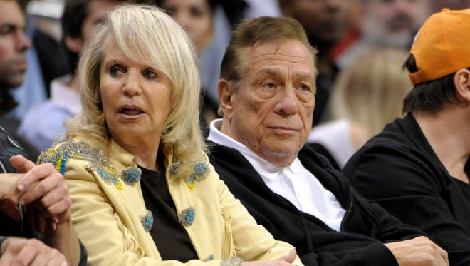 Donald Sterling is fighting his wife Shelly's sale of the Clippers.