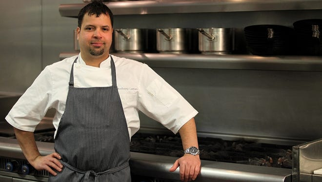 Chef Anthony Lamas, Seviche