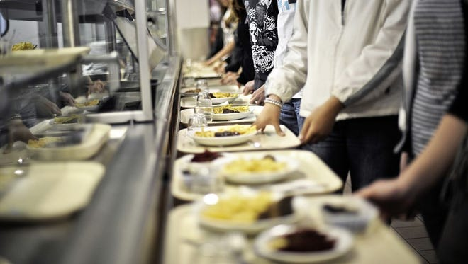 A viral video from a Royal Oak school cafeteria prompted this Birmingham response.