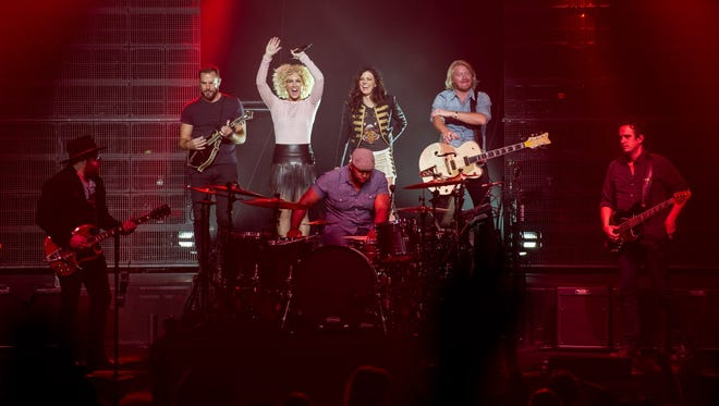 "Little Big Town headlines the BMO Harris Bradley Center April 6 as part of ""The Breakers Tour."""