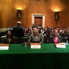 TN Senator Massey testifies at U.S. Senate Committee