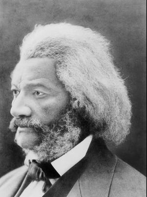 Frederick Douglass visited Battle Creek in 1884.