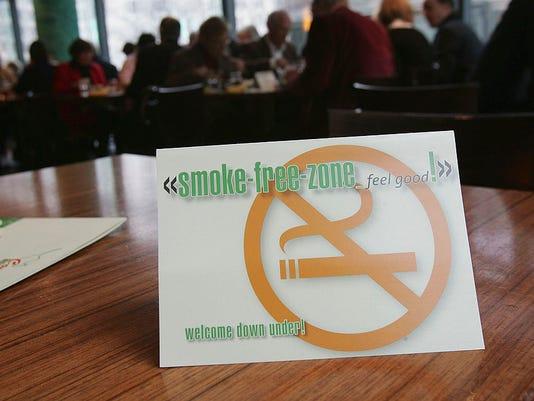 Smoke-free proposal meets resistance in Ingleside