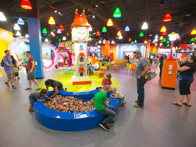 Sneak peek: Inside the Legoland Discovery Center at Arizona Mills