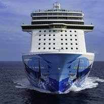 Is the new crop of cruise ships the ugliest ever? You be the judge
