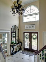 Home Staging Foyer