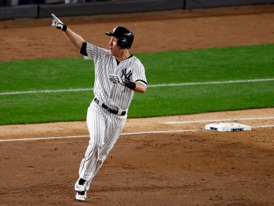 Todd Frazier batted just .213 in 2017, but did hit