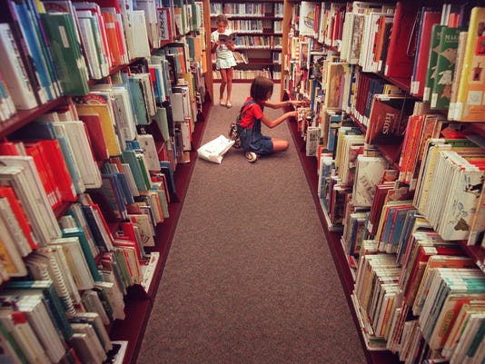 Glendale library sells books online to boost budget