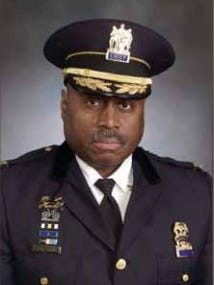 Derrick Diggs, a 37-year veteran of the Toledo Police Department in Ohio.