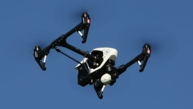 An Indiana conservation officer who covers Howard and Tipton counties is one of the first law enforcement officers in the state authorized to fly an unmanned aircraft system on search-and-rescue missions.