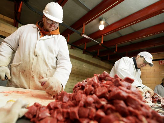 Dwindling Butchers