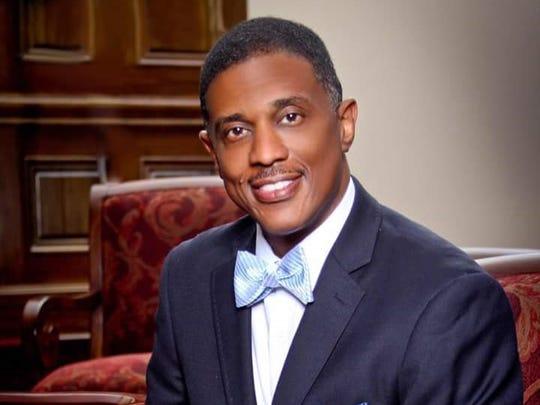 The Rev. Howard E. Jones of Fairfield Missionary Baptist Church