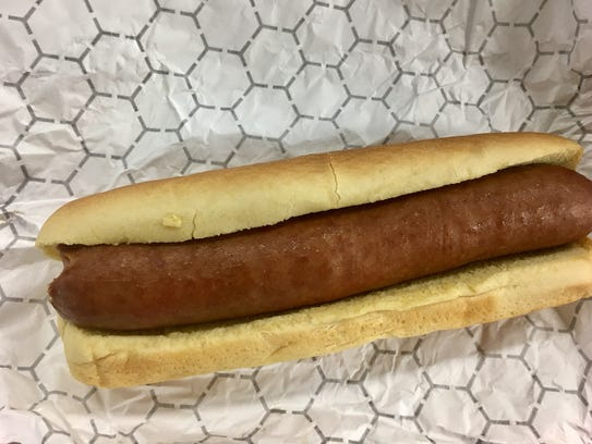 Sam's Club offers a $1.50 hot dog and drink special.