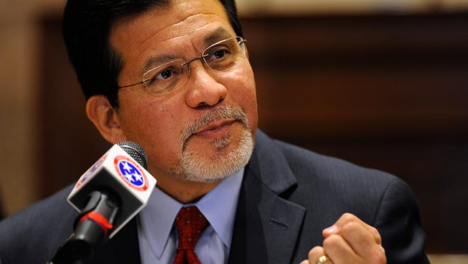 Alberto Gonzales is dean of the Belmont College of Law and former US Attorney General.