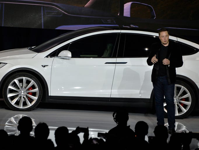 Tesla An Innovator Faces Competition