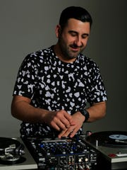 Aaron Cortes or DJ Aaron C is a California-based DJ who regularly plays at Palm Springs venues.