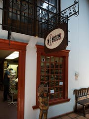 Lucas Pipe and Tobacco shop at the Ramada Hotel and