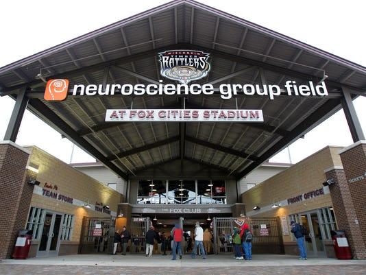 Timber Rattler stadium entrance.jpg