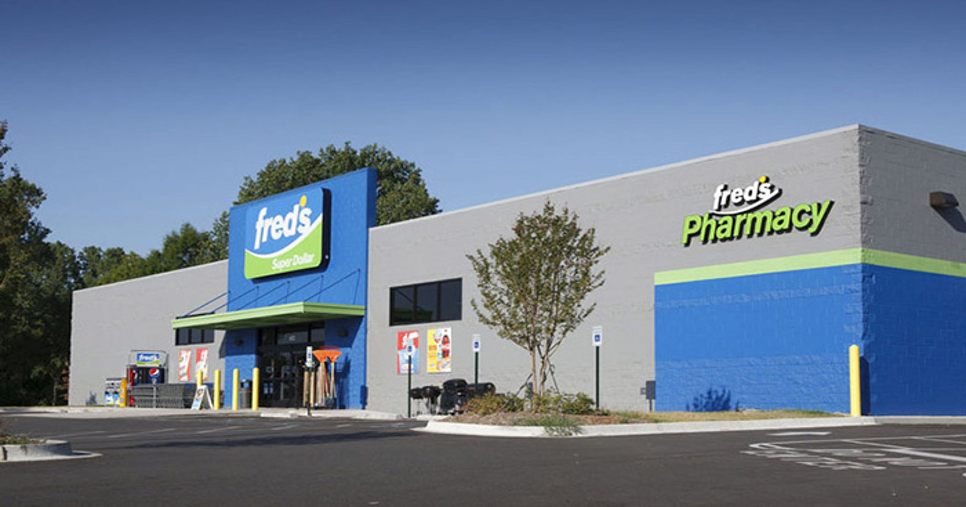 could dollar general snap up fred s discount stores