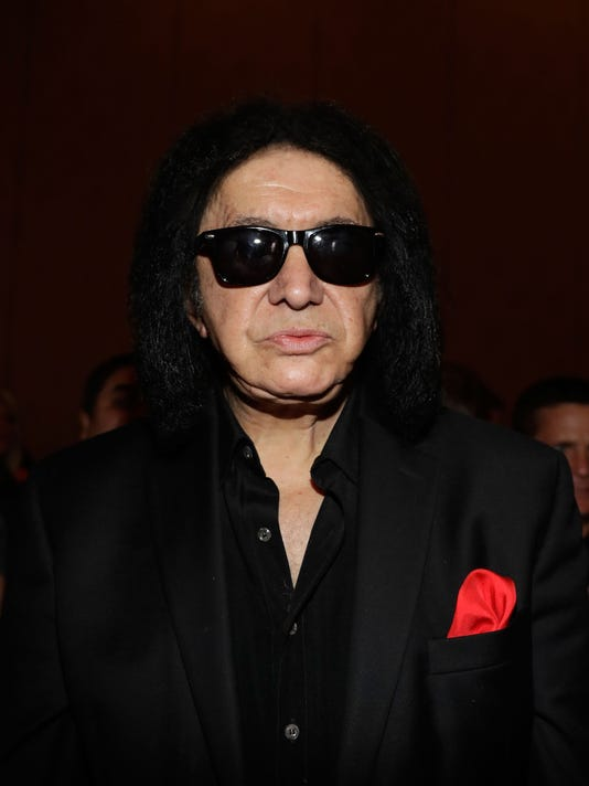 Gene Simmons of Kiss denies accusations of sexual misconduct