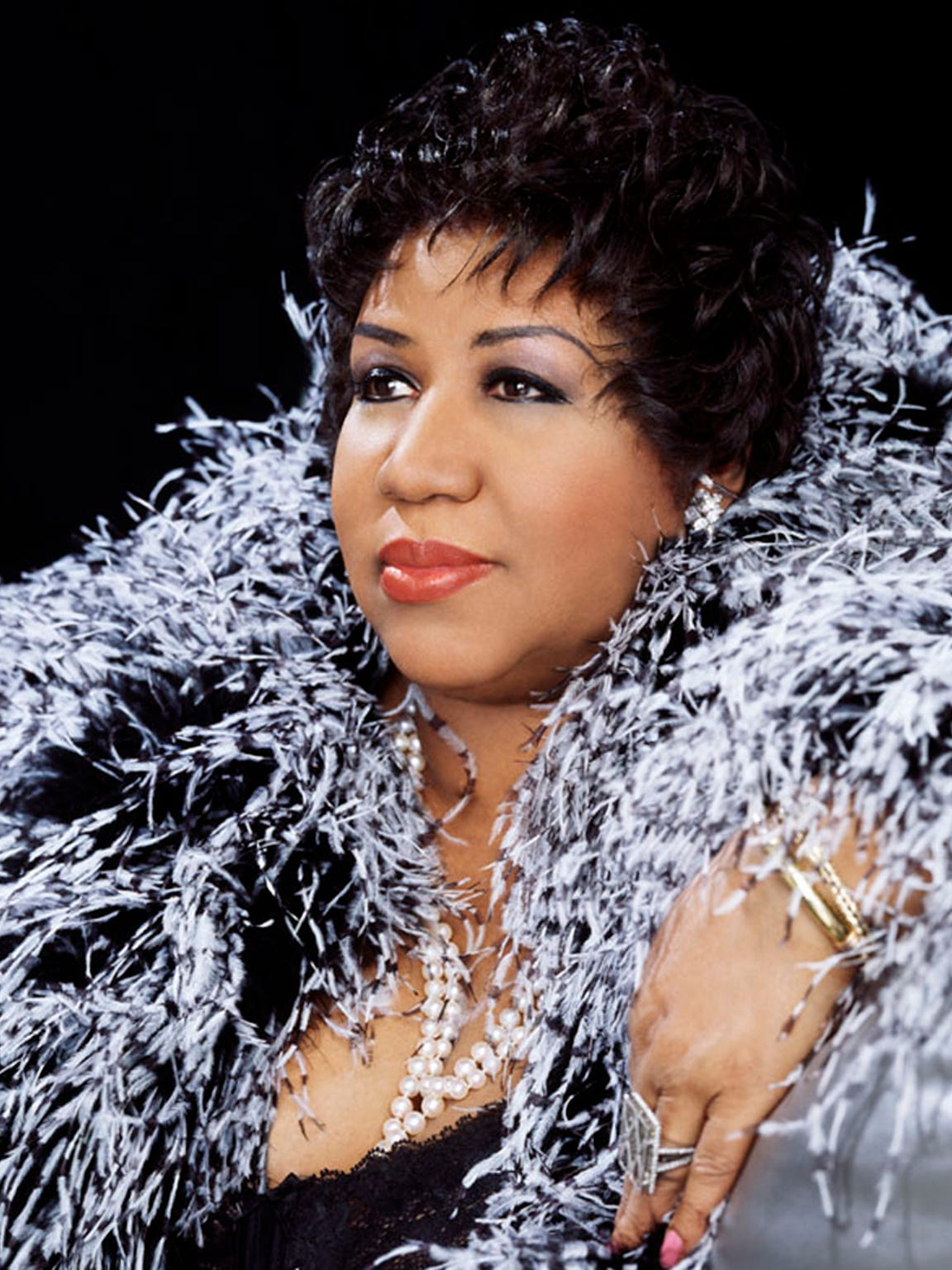 "Aretha Franklin was the first female member of the Rock and Roll Hall of Fame in 1987.  She was the winner of 18 Grammy Awards, including a Grammy Lifetime Achievement nod, and was anointed the No. 1 top singer by Rolling Stone in its list of ""100 Best Singers of All Time"" in 2008."