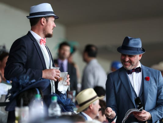 Derby Day Features