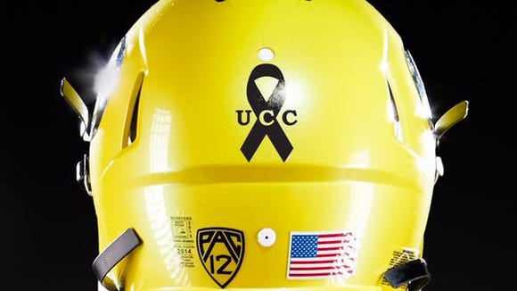 Oregon is offering free tickets to Umpqua Community College students and staff for Saturday's game against Washington State.