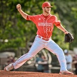 UL reliever Will Bacon played a big role in the Cajuns' win over Troy on Thursday.