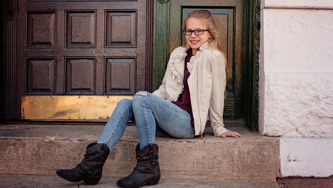 Avery Bowen, who has Type 1 diabetes, hopes to raise money to help other juvenile diabetes patients pay for their medical supplies.