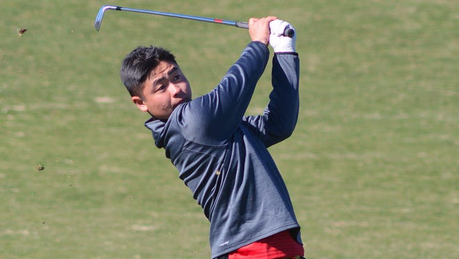 John Oda and the UNLV golf team has helped the Rebels capture the most Mountain West titles over the last two seasons.