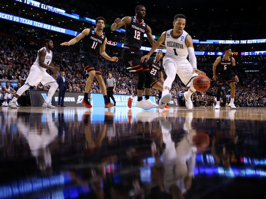 1f2e330d7de9 Final Four  Villanova s Jalen Brunson knows how to back you down