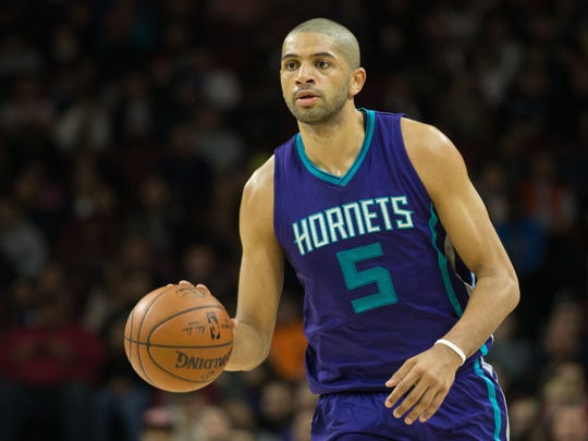 Would Nicolas Batum be OK with a bench role in Indiana?