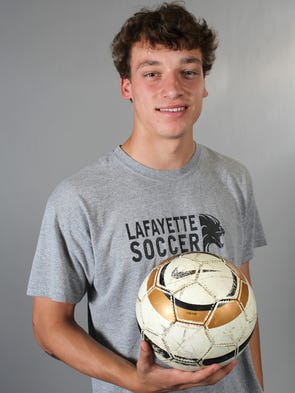 Ezra Hebert: Lafayette High, Senior