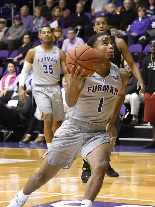 Furman Vs. UNC Greensboro
