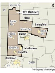 Ohio's 8th Congressional District