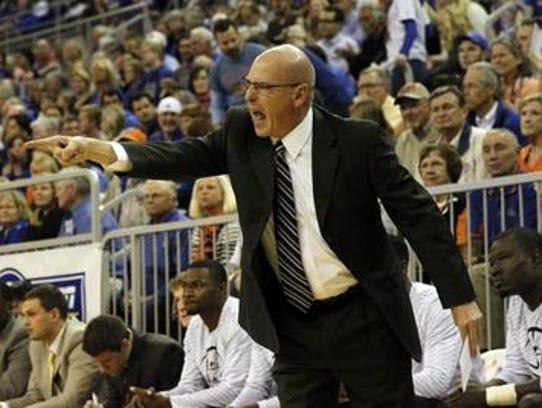 ULM basketball coach Keith Richard said mid-major teams