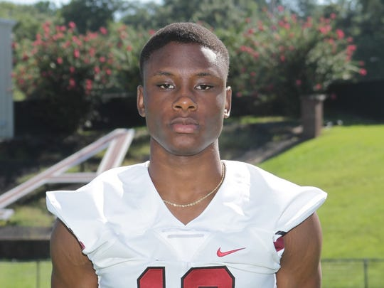 BJ Anderson, a receiver from Andalusia, Ala., High School, is a 2018 Vanderbilt football signee.