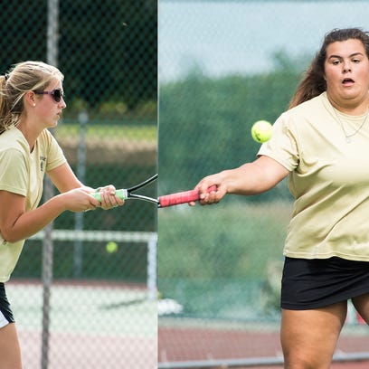 Delone Catholic doubles team advances to PIAA tournament