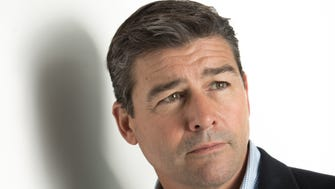 Kyle Chandler, star of 'Game Night,' poses for a portrait at the London Hotel in Los Angeles.