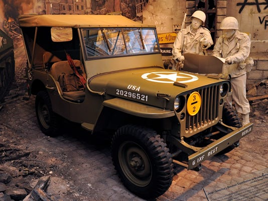 193 Willy-Overland Jeep