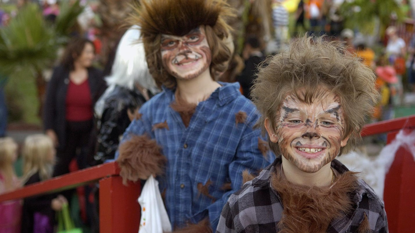 Family-friendly events this Halloween weekend