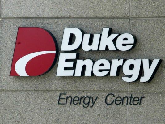 AP EARNS DUKE ENERGY F FILE USA NC