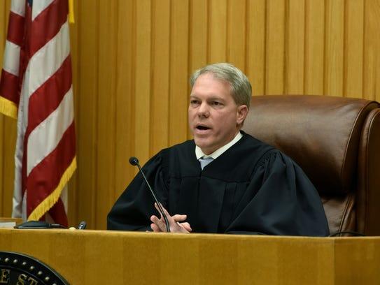 Knox County Criminal Court Judge Steve Sword said Friday,