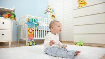 Preventing TV tip-overs and furniture falls critical to child's safety