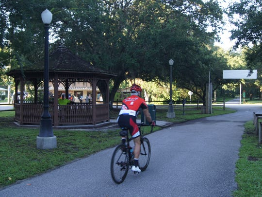 The Withlacoochee Trail has become a prime destination for bikers, hikers and equestrian riders who can trail from Dade City to Citrus Springs, through Pasco, Hernando and Citrus counties.