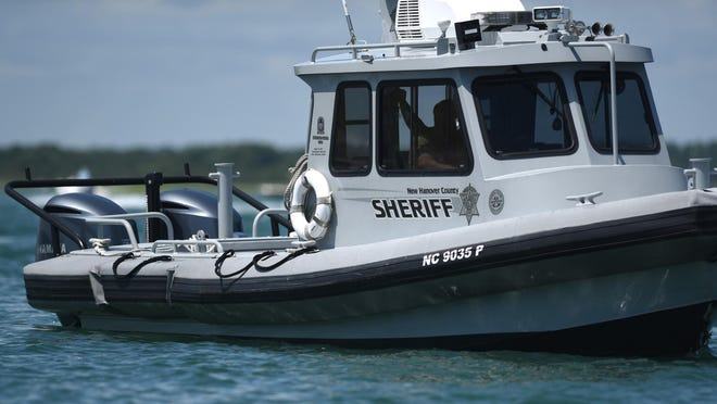 Members of the Maritime Task Force Unit rescued a teen and a man on Sunday.