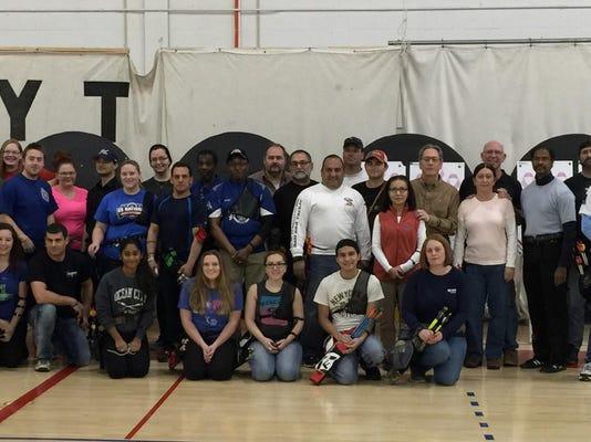 Archery Cancer Fundraiser